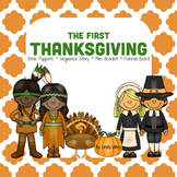 Thanksgiving - First Thanksgiving Printable Activities