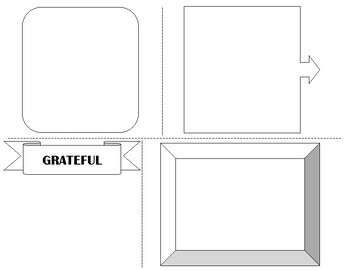 Thanksgiving Flipbook - Highly Adaptable