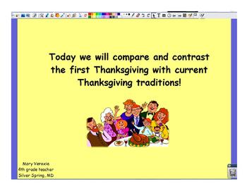 Thanksgiving Flipchart