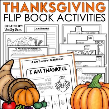 The First Thanksgiving Flip Book