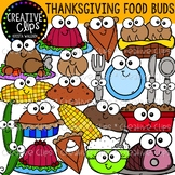 Thanksgiving Food Buds {Creative Clips Clipart}