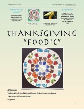 """Thanksgiving """"Foodie Fun"""""""