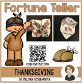 Thanksgiving Fortune Teller