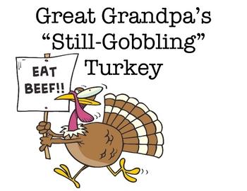 Thanksgiving Four Corners Game