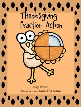 Thanksgiving Fraction Action