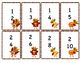 Thanksgiving Fraction Activity Pack