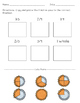 Thanksgiving Fraction Worksheets