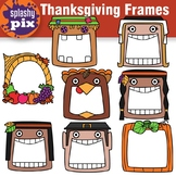 Thanksgiving Frames Clipart