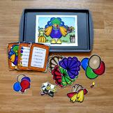Build a Turkey Center Activities
