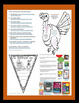 Thanksgiving Rescue Dogs'  Being Thankful WORKSHEETS ONLY! SPEDAutism/ELD