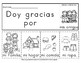 Thanksgiving Freebie Spanish/English