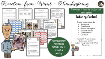 Thanksgiving traditions with Rockwell