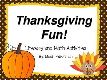 Thanksgiving Fun!