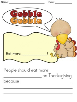 Thanksgiving Fun:  A Common Core aligned math and literacy unit