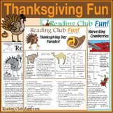 Thanksgiving Fun: History, Traditions, Parades, Cranberry Harvest