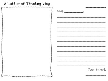 Thanksgiving Fun Literacy and Math Activities