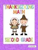 Thanksgiving Math - Second Grade