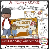 Thanksgiving Movement Song! Turkey Stomp