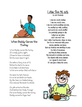 Thanksgiving Funny Poems