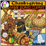 Thanksgiving Game Boards Clipart