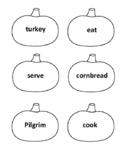 Thanksgiving Grammar Thanksgiving Game Nouns & Verbs Sort Game Thanksgiving ELA