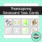Thanksgiving Geoboard Task Cards