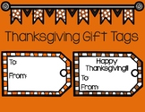 Thanksgiving Gift Tags