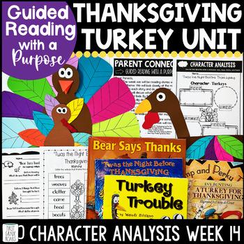 Thanksgiving & Turkey Literature Connections