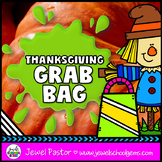 Thanksgiving Grab Bag (Thanksgiving STEM Activity and MORE)