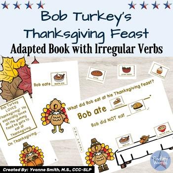 Thanksgiving Grammar Activity