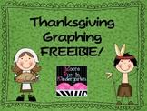 Thanksgiving Graph FREEBIE
