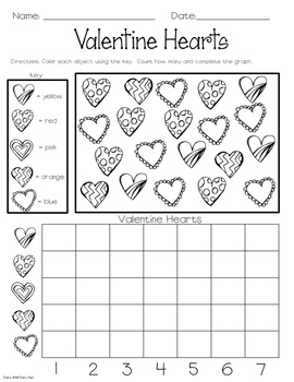 Valentine's Day  Graphing Fun