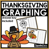 Thanksgiving Graphing Shapes