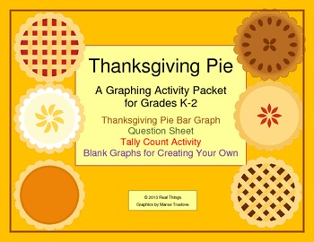 Thanksgiving Graphs (Horizontal Graphing)