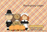 Thanksgiving Graphs for Math - Smart Board Lesson