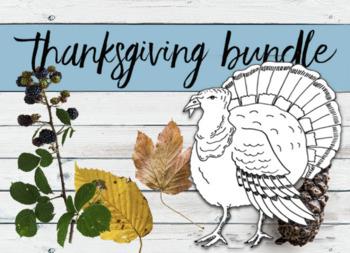 Thanksgiving & Gratitude Bundle