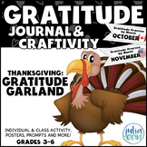 Thanksgiving Gratitude Garland