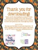 Thanksgiving Gratitude Notes