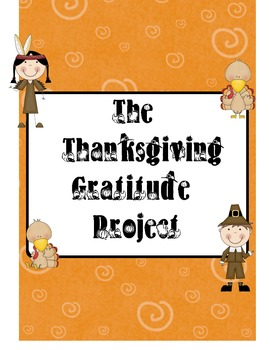 Thanksgiving Gratitude Project