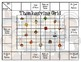 Thanksgiving Grid -- Coordinates on a Grid Game