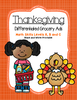 Thanksgiving Grocery Ad Bundle