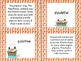 Thanksgiving Guess the Character Traits Literacy Centers A