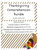 Thanksgiving Guided Reading Bundle!