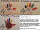 Thanksgiving Hand Turkey Handful of Thankful
