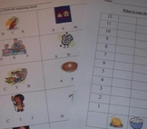 Thanksgiving Handouts for math and reading