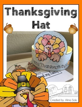 Thanksgiving Hat (Headband)