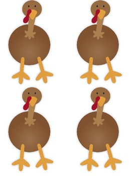 Thanksgiving - Fill a Bucket-Social Skills Behavior Classroom Management
