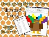 Thanksgiving Hidden Picture