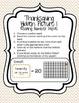 Thanksgiving Hidden Picture Math Activities