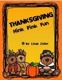 Thanksgiving Hink Pinks